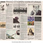 Novi list (Croatian Times), 2007
