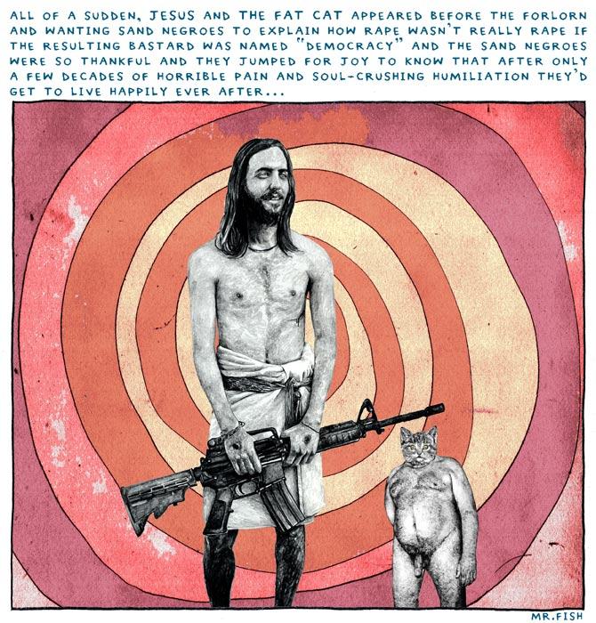 Jesus&TheFatCat