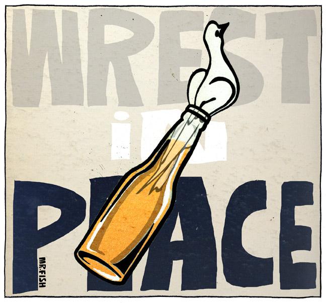 WrestInPeace