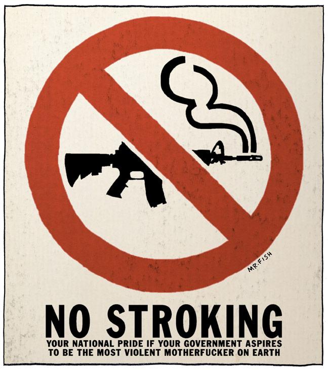 NoStroking
