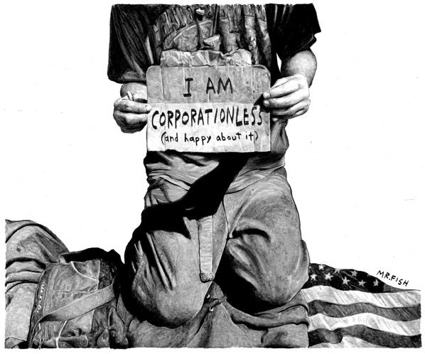 Corporationless
