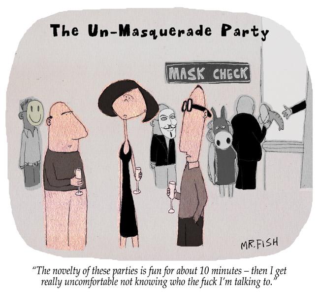 TheUnMasqueradeParty