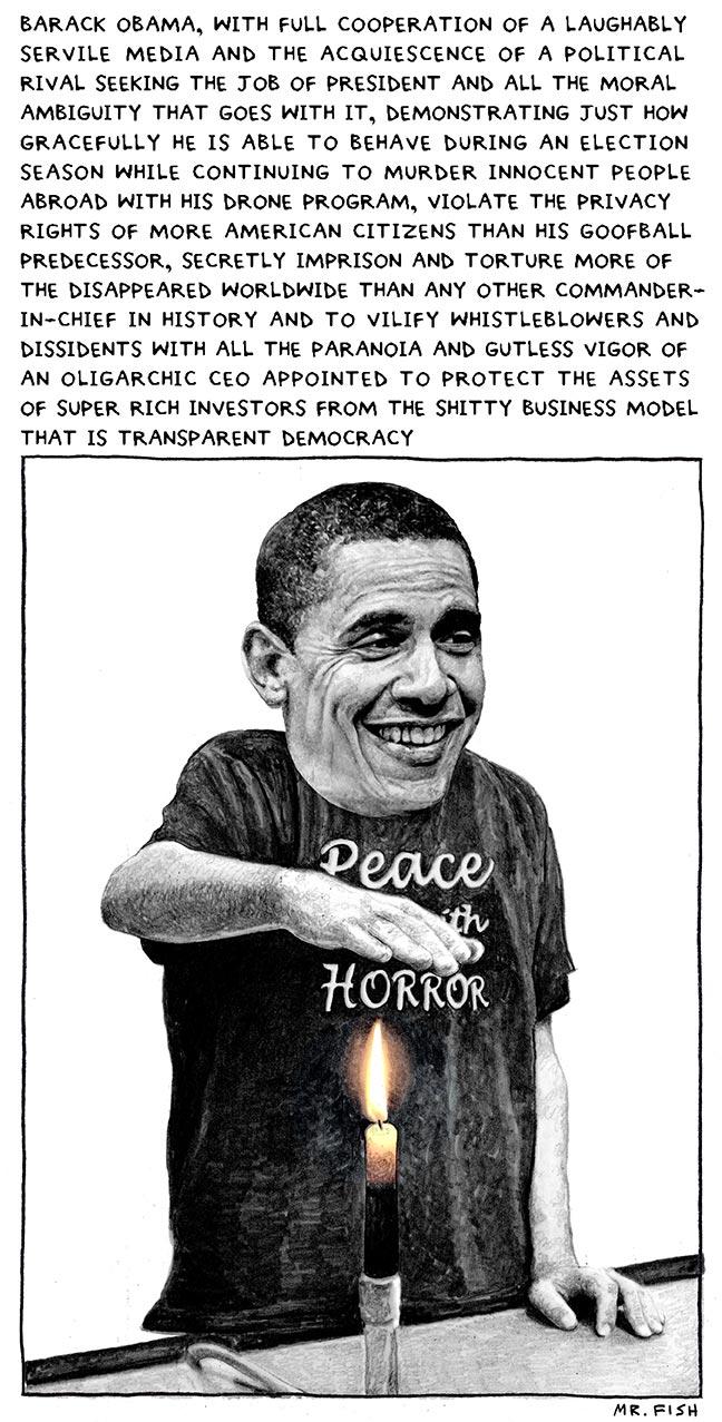 PeaceWithHorror