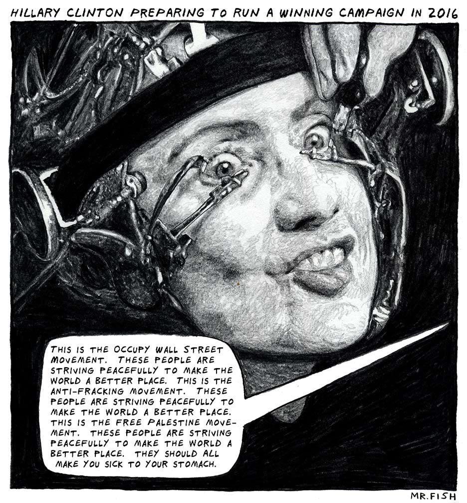 A_Clockwork_Hillary